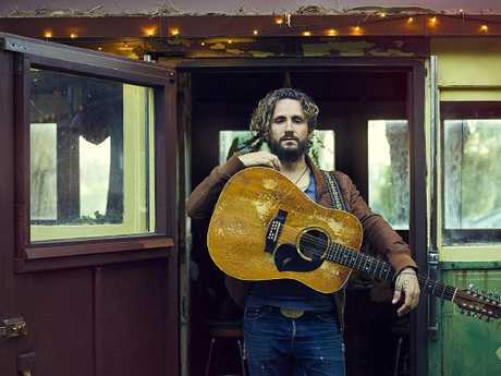John Butler releases his new album Home on September 28. Picture: Supplied.