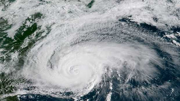 As Hurricane Florence approaches North and South Carolina, some residents are still refusing to leave.