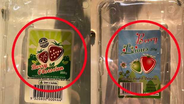 The two initial brands recalled were Berry Licious and Berry Obsession. A third brand, Donnybrook, has since been pulled from shelves.