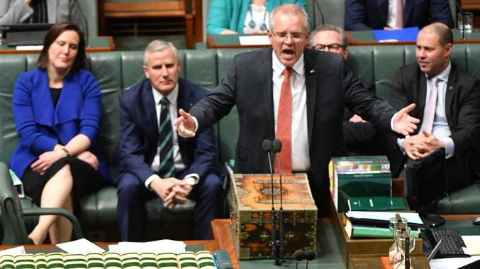 Question Time is being blamed for deterring women from political careers. Picture: Mick Tsikas/AAP