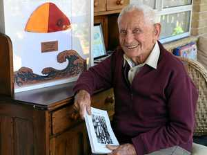 'A lovely life' for surf life saving hall-of-famer