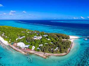 Millions splashed on Heron and Wilson Islands