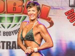 Meet Queensland's body-building granny