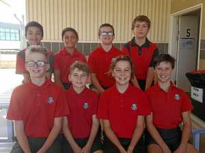 Boys team set to play for Woongarra State School