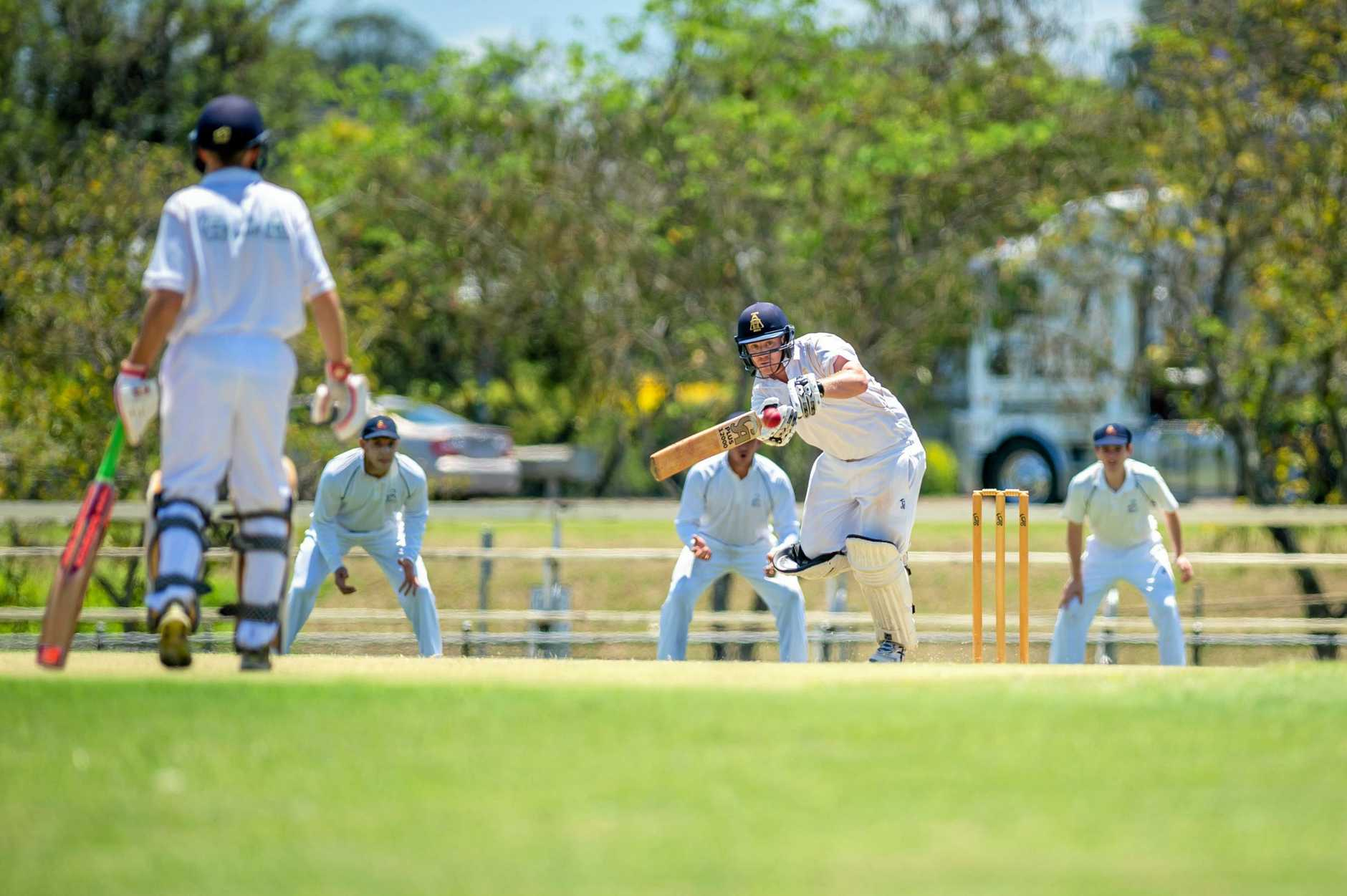 Cricket - Gympie Gold Lewis Waugh Gympie Gold XI