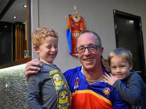 GALLERY: Chinchilla Suns celebrate a great season of AFL
