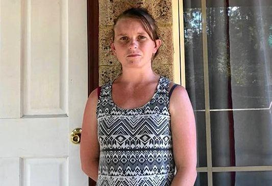 BREAK-IN: Wondai resident, Debbie Simpson fears the offender will return.