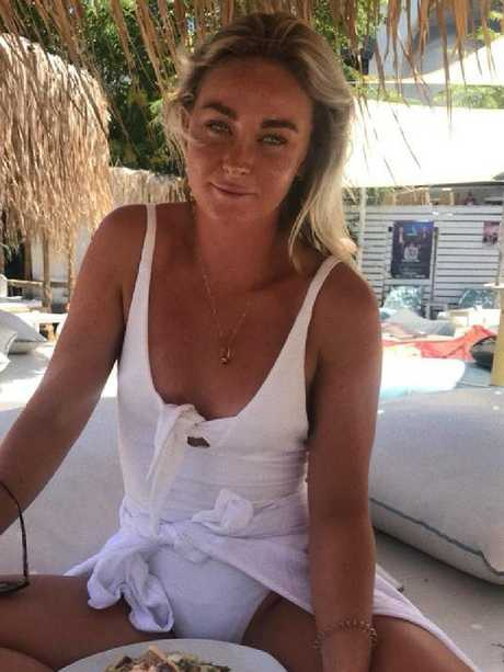 Sinead McNamara died tragically on a holiday with friends in Greece. Picture: Facebook.