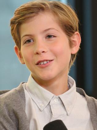 Jacob Tremblay plays an autistic child.