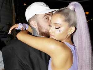 Ariana breaks silence after Mac's shock death