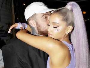 Ariana breaks silence after Mac's shock death