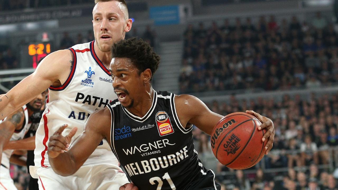 Casper Ware will get plenty of minutes in the NBL Blitz.