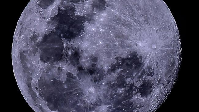 SpaceX is preparing to send a passenger on a loop around the moon, but the identity of the passenger is yet to be revealed. Picture: Nicholas Eagar