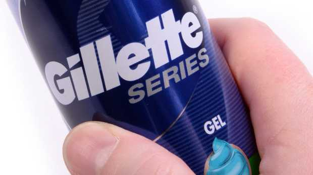 Can you spot Gillette's hidden message? Picture: iStock