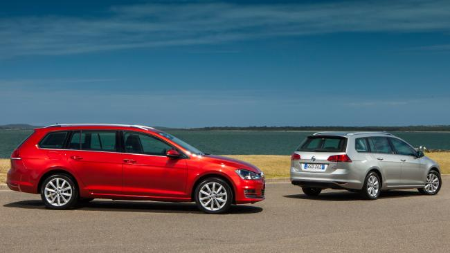 2014 VW Golf wagon: There's also the Alltrack AWD version
