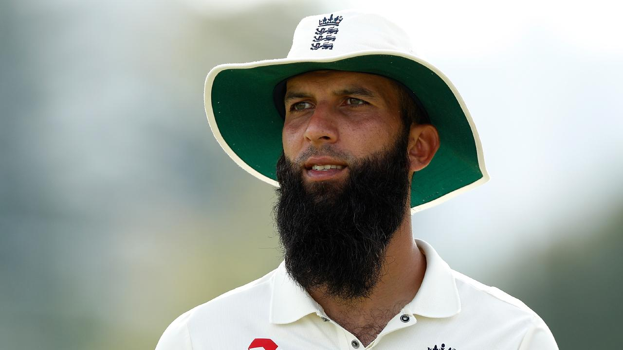 England all-rounder Moeen Ali has released a book. Picture:  Paul Kane/Getty Images