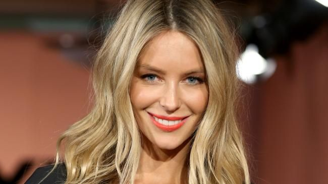 Jennifer Hawkins left her Myer ambassador role earlier this year. Picture: Toby Zerna