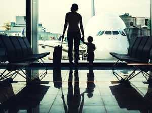 'Warning: We're going on a 6-hour flight with a toddler'