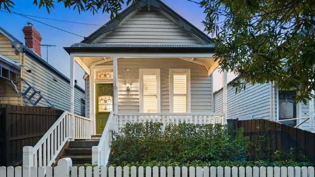 131 Roseneath St, Clifton Hill has great kerb appeal and a price guide of $1.3-$1.4 million.
