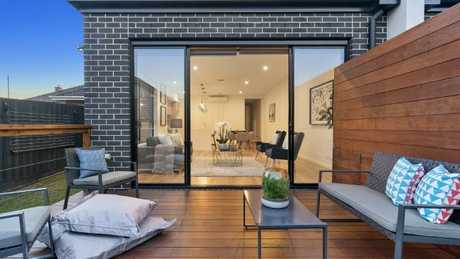 14A Lorraine Street Cheltenham, demonstrates outdoor living in style, and is for sale for $1.15-$1.2 million.