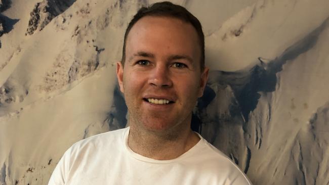 Liquid Snow Tours founder Quentin Nolan.