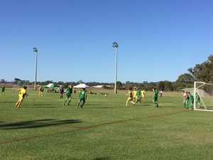 Goal-keeper reflex save