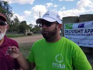 Muslims donate hay to western Queensland