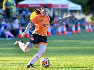 2018 Women's A1 soccer grand final - Meteors vs United White