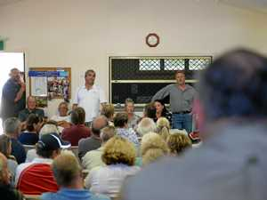 Coastal plan fears escalate, town hall meeting packs out