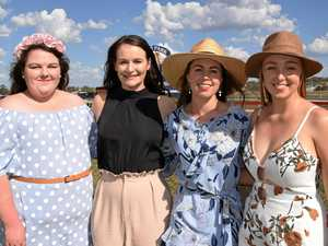 RACES FASHION: See who wore what at the Allora Cup