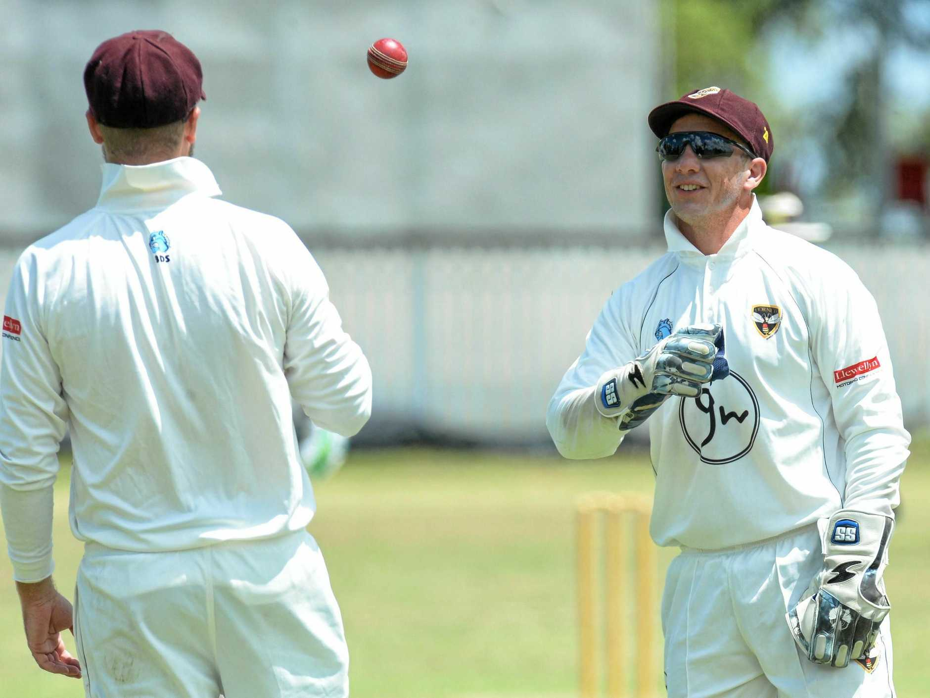 The Hornets left some chances on the field in their one-day clash with Wests at Baxter Oval.