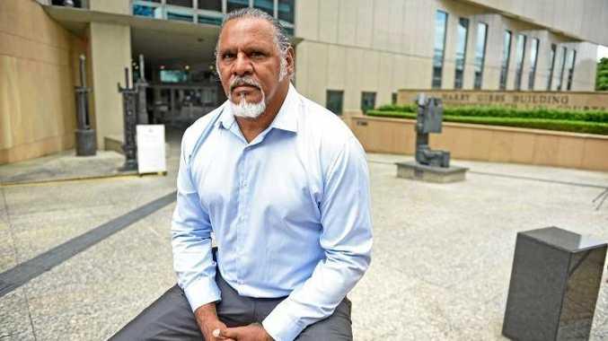 Adrian Burragubba, activict on Wangan and Jagalingou case against Adani.
