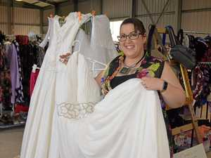 Mum donates dresses to help families of babies gone too soon