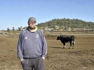 Dairy farmer calls for 20c/L levy to help 'break square'