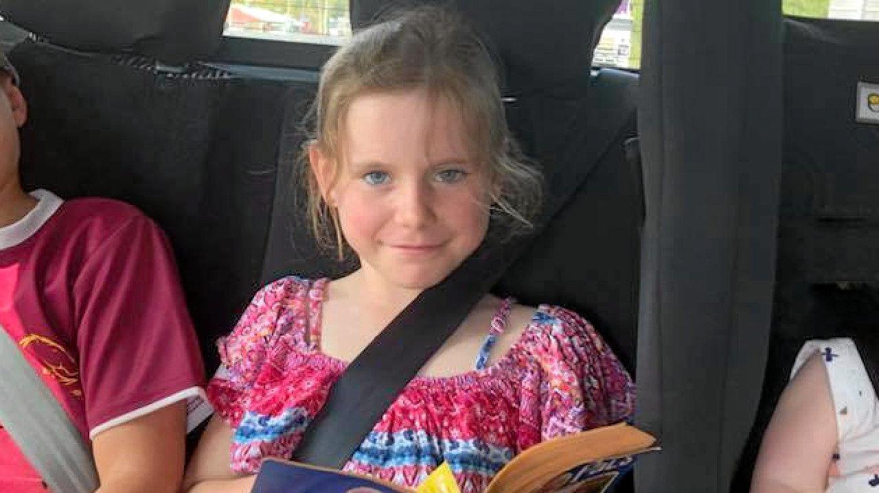 Little Olivia died in a horrific crash.