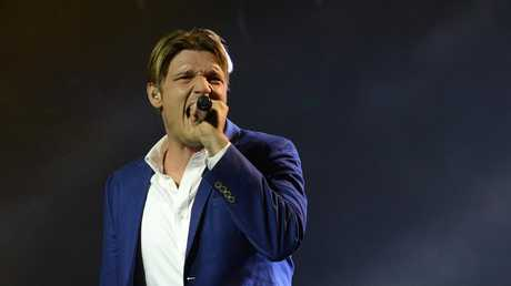 Nick Carter has faced two allegations of rape. Picture: Daniel Wilkins