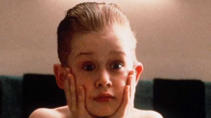Macaulay Culkin in the original Home Alone