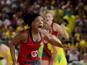 Diamonds ready for netball Games rematch
