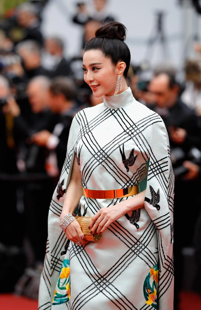 Fan Bingbing hasn't been seen in public since the start of July.