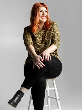 Kailei Ginman, 31, has launched Australia's first all female and LGBTQI+ inclusive booking agency, Alpha, run by female agents.