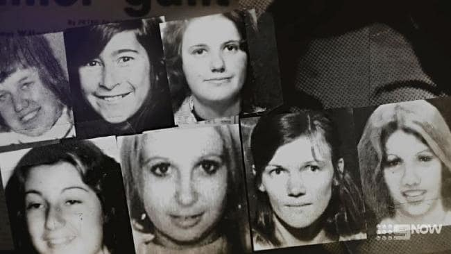 The Truro serial killers' seven victims (above) were all murdered on a 52 day killing spree.