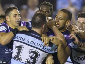 Sharks have more bite without Gallen, Graham