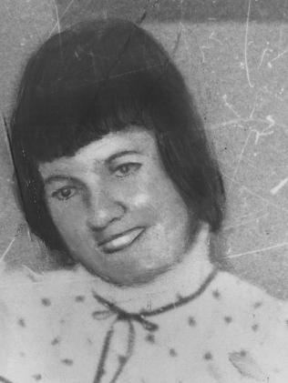 Deborah Lamb was buried at Port Gawler beach.
