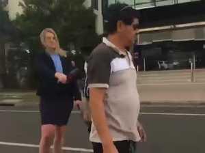 Car killer leaves court
