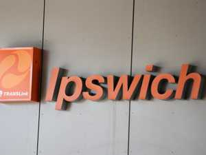 Train delays for commuters as wet weather lashes Ipswich