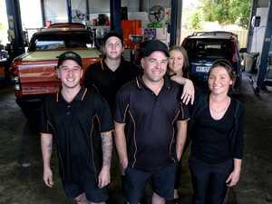 Ipswich votes for city's best mechanic
