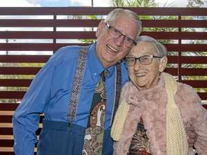 Reck marriage prospers with love and laughter