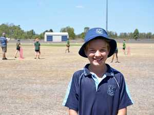 Callide Valley schools take on cricket challenge