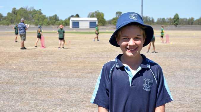 Callide Valley schools take on cricket challenge