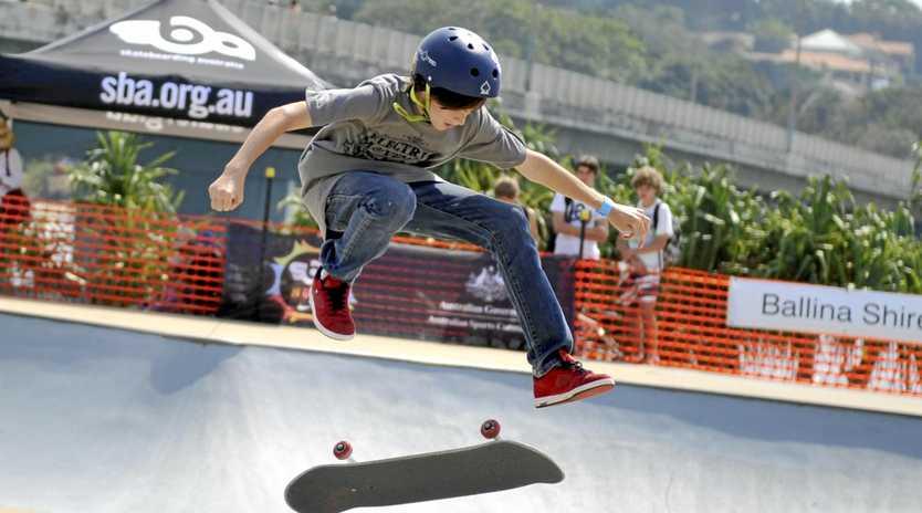 SPONSORS NEEDED: The Ballina Fair Go Skatefest competition will go ahead for 2018.